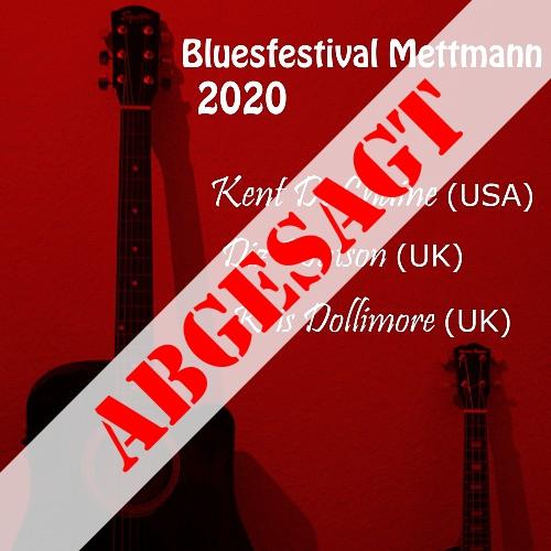 ABGESAGT! 5. Bluesfestival Mettmann