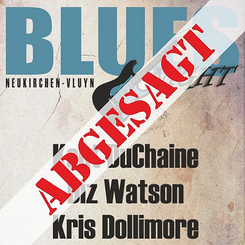 ABGESAGT! 2. Bluesnight Neukirchen-Vluyn